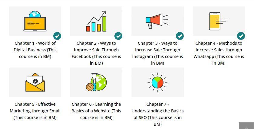 MDA Course