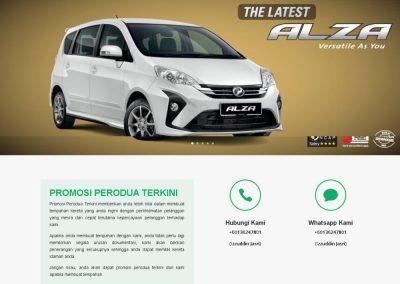 Perodua Promo